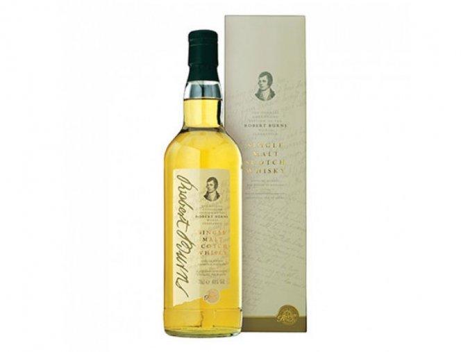 Robert Burns Whisky 5 y.o. 0.7l 43%