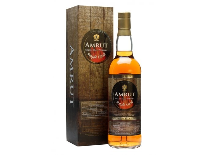 Amrut Single Cask 0,7l 60%