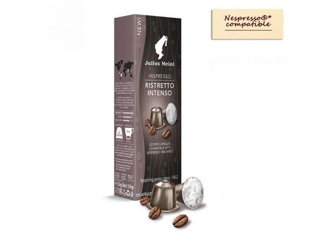 Kávové kapsle Julius Meinl Inspresso Ristretto Intenso 10ks