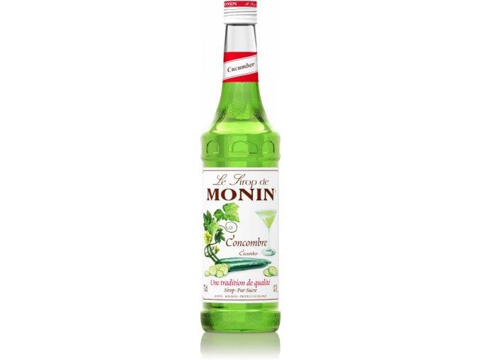 monin cucumber sirup okurka 07 l 20190215105331973011112