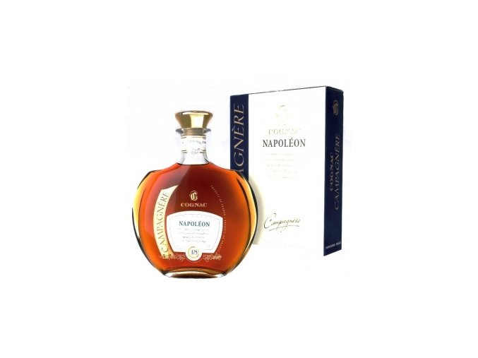 Cognac Campagnere Napoleon 0,7 l