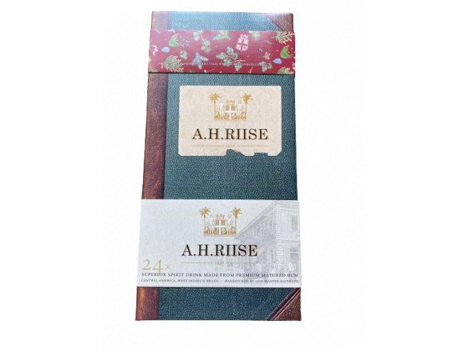 A.H.Riise rumový kalendář 2020 (set 24 x 0,02 l)