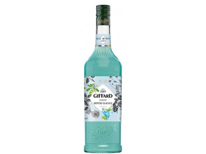 Giffard Ice mint - Pepermintový sirup 1l