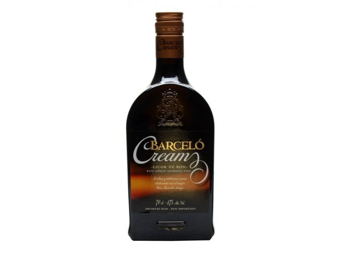 Ron Barceló Cream 0,7 l 17%