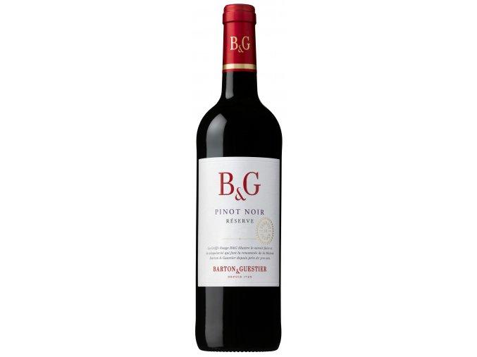 Barton&Guestier Pinot Noir Reserve IGP 0,75L