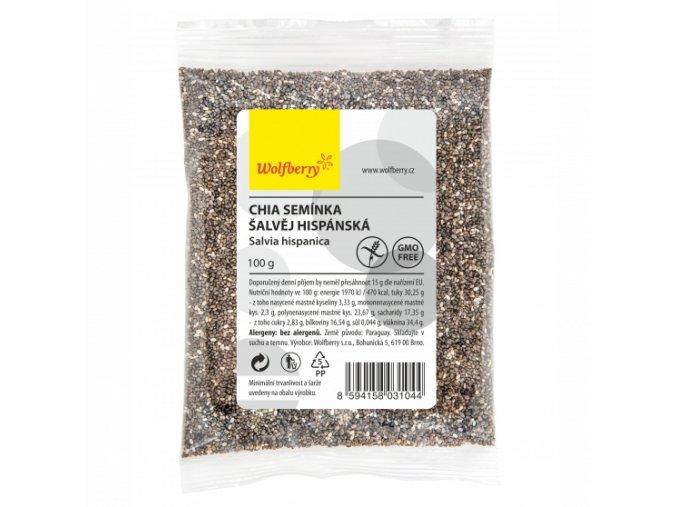 Chia semínka Wolfberry 100 g