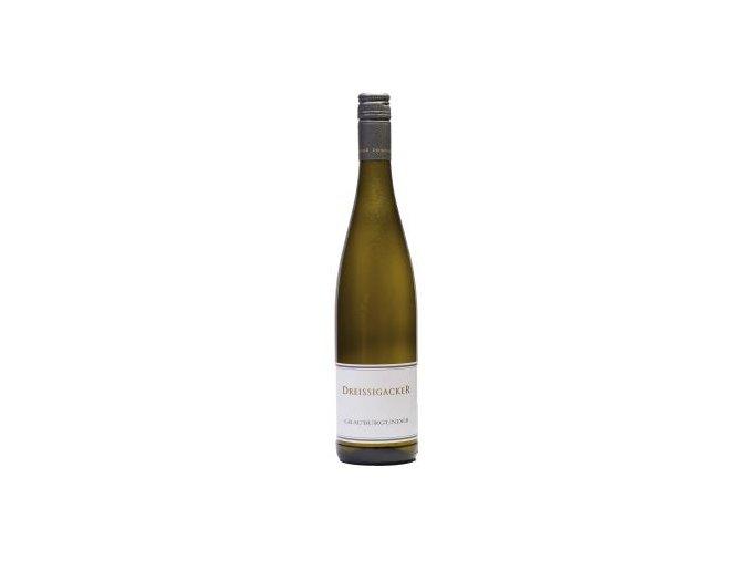 Grauburgunder Qualitätswein trocken Weingut Dreissigacker  0,75l