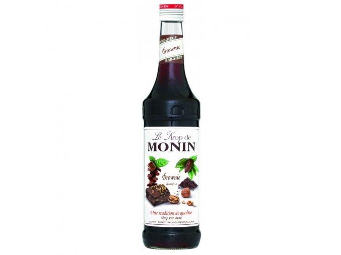 Monin Brownie 0,7 l