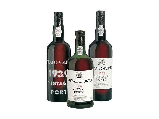 Royal Oporto Vintage Port 1970 0,7l
