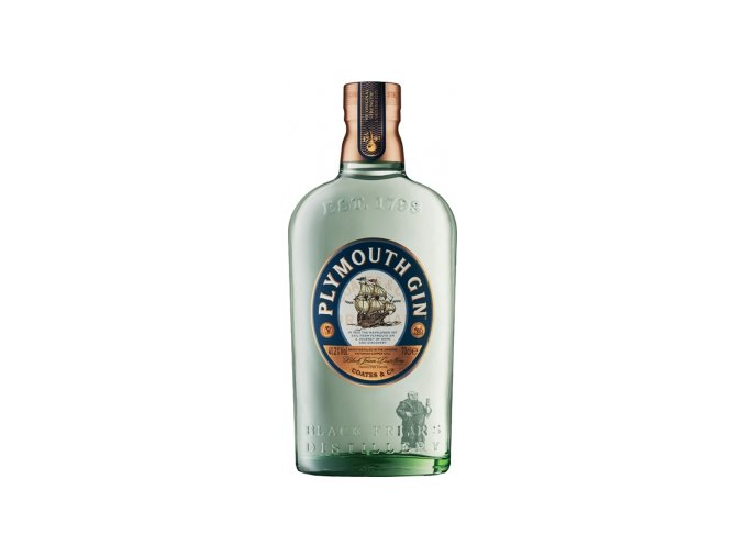 Gin Plymouth 41,2% 0,7 l
