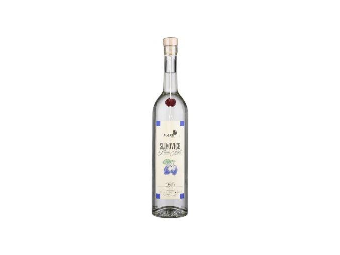 Fleret Trade Slivovice s pečetí 50% 0,7 l
