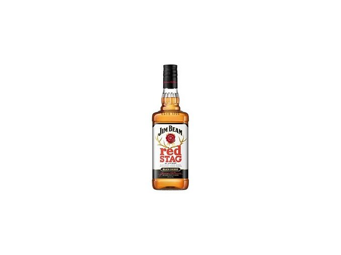 Jim Beam Red Stag Black Cherry 1 l