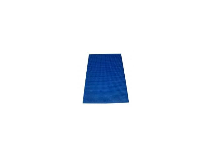 Barová podložka modrá 30x45 cm