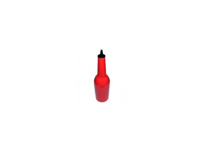 Flair láhev pro barmany červená 0,7 l