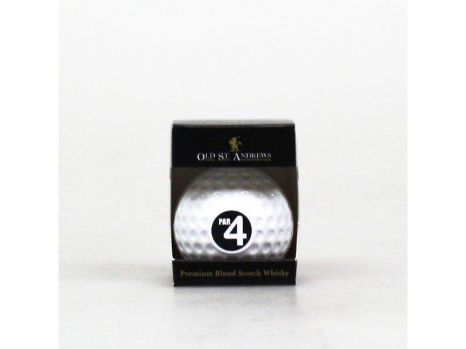 Old St. Andrews Par 4 Golf miniature 0,05 l