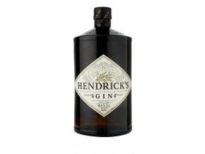 Gin Hendricks 41.4% 1 l (holá láhev)