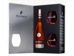 Rémy Martin VSOP leroy 2016 box se skleničkami 0,7 l