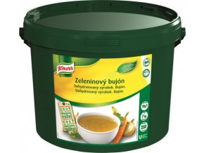 Bujon zeleninový 7 Kg Knorr