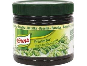 Jemná bylinková pasta Bazalka 0,3 Kg Knorr