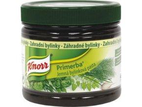 Jemná bylinková pasta Zahradní bylinky 0,3 Kg Knorr