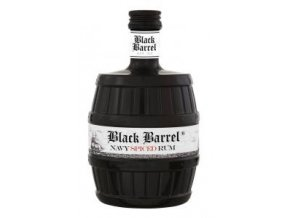 A. H. Riise Black Barrel 0,7 l