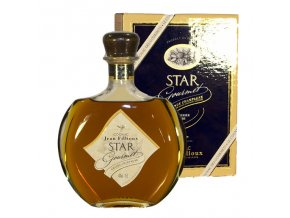 Cognac Jean Fillioux Star Gourmet 0,7 l