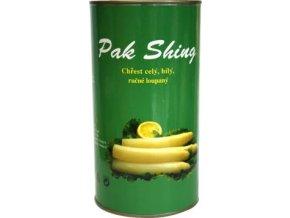 Chřest celý žlutý ve slaném nálevu 0,84 kg Pak Shing