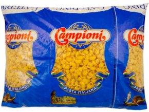 Těstoviny kolínka 5 Kg Campi lumache