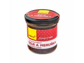 Džem GOJI + meruňka 150 g Wolfberry