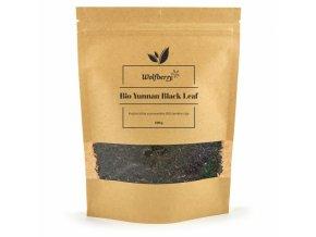 BIO Yunnan černý čaj 0,1 Kg Wolfberry
