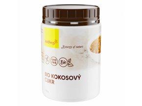 Kokosový cukr Wolfberry BIO 500 g v dóze