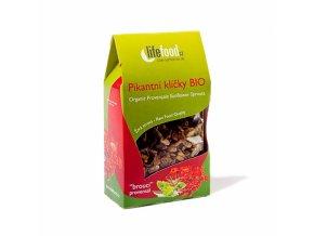 BIO Slunečnicové semínko naklíčené Provensal 100g Lifefood