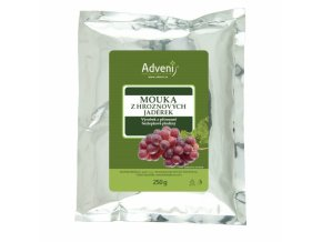 Mouka z hroznových jadérek 250g Adveni