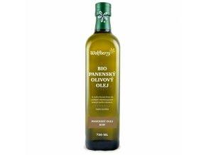 BIO Olivový olej panenský 750ml Wolfberry
