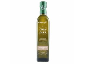 Chia olej 500ml Wolfberry
