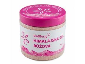Wolfberry Himalájská sůl růžová 700 g
