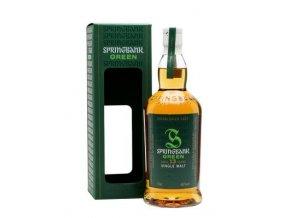 Whisky Springbank 13YO GREEN 46% 0,7 l