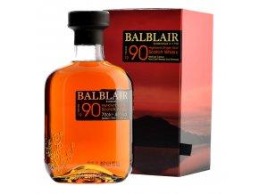 Whisky Balblair Vintage 1990 0,7 l