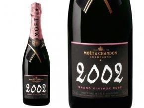 Moët   Chandon Grand Vintage Rosé 2002 1,5 l
