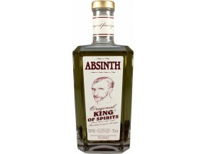 Absinth King of Spirits 70% 0,7 l