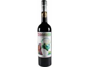 Absinth Mansinthe 67% 0,7 l