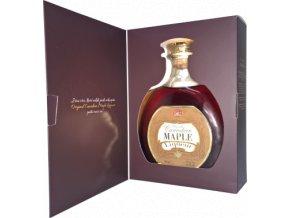 Maple liquer - likér z javoru 30% 0,7 l v kartónku