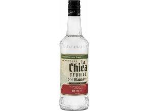 La Chica Silver Tequila 38% 0,7 l