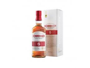 Whisky Benromach 15YO 43% 0,7l
