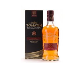 tomatin 14 years port casks