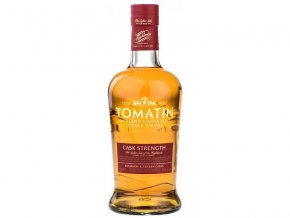 Whisky Tomatin Cask Strenght 57,5% 0,7 l
