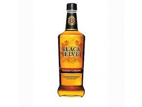 Black Velvet toasted caramel 35% 0,7l