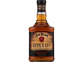 Jim Beam Devils Cut 90 proof 45% 0,7 l