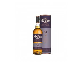 834 Arran 14yo Bottle Tubelo 0 600x711
