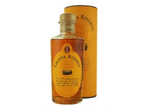 Grappa Sibona Riserva Whiskey Wood Finish 44% 0,5 l